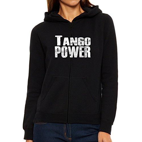 Power Cappuccio Con Felpa Tango Eddany Donna Da pFvPnx