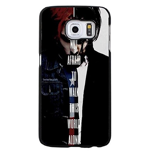Samsung Galaxy S6 EDGE PLUS Band Cool Personalized Gerard Way alternatives/Indie Rock Band My Chemical Romance MCR Coque Shell Phone Case Cover For Samsung Galaxy S6 EDGE PLUS
