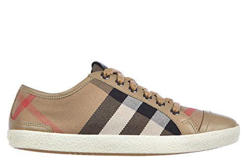 chaussures Cher Burberry Burberry Pas Homme Femme Basket 8vnmON0w