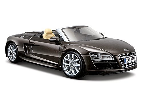 maisto-124-scale-audi-r8-spyder-diecast-vehicle-colors-may-vary