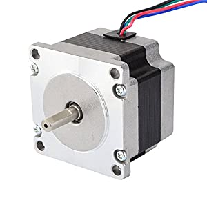 Small Current Nema 23 Stepper Motor Bipolar 0.88A 85oz.in/0.6Nm Hobby DIY CNC by OSM Technology Co.,Ltd.