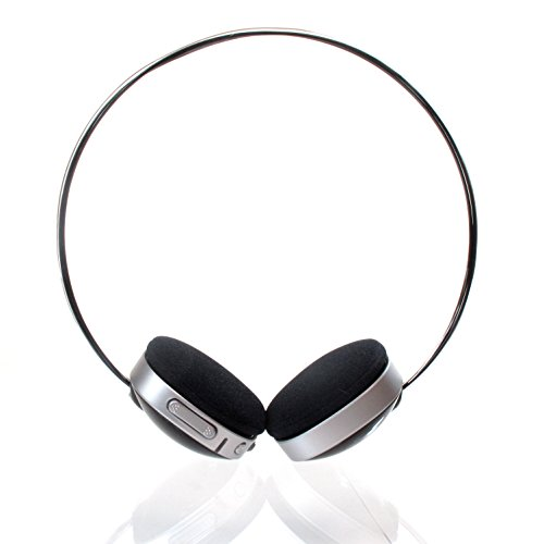 (Impecca HSB100K Bluetooth Stereo Headset with Built in Microphone,)