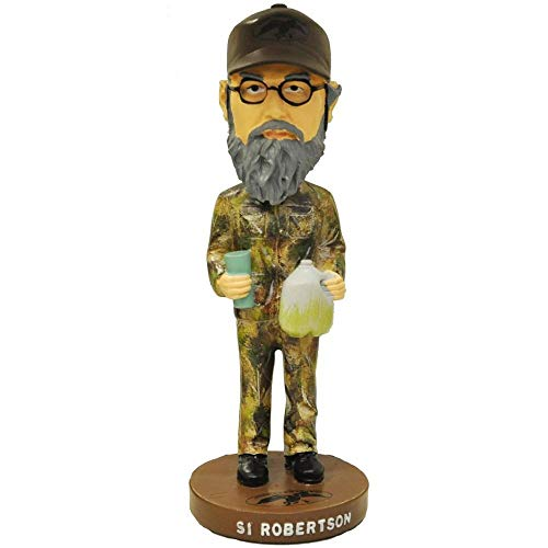 Duck Commander BOBBLE HEAD SI -