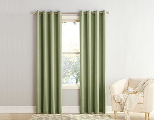 Sun Zero Efficient Grommet Curtain product image