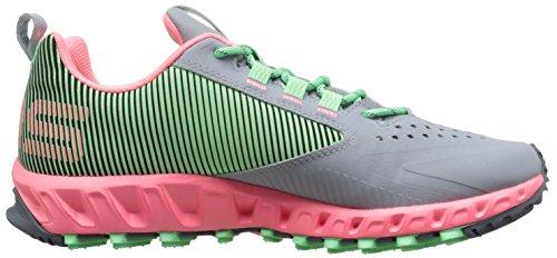 cheap for discount ddf53 da9d9 adidas Performance Women s Vigor 5 TR W Trail Running Shoe, Light  Grey Light Flash