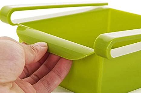 Kühlschrank Klemmschublade : Amazon da wa fridge box kitchen storage box drawer kühlschrank