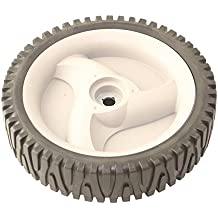 Craftsman 583719501 Lawn Mower Wheel, 8 x 1.75-in Genuine Original Equipment Manufacturer (OEM) part for Craftsman
