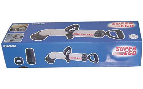 SUPER EGO SEH000200 Desatascadora Manual 1.3 s.e