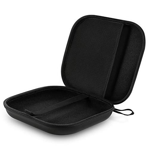 Headphone Case,TaoTronics Storage Bag Travel Carrying Case for Over Ear Headphones and On Ear Headphones