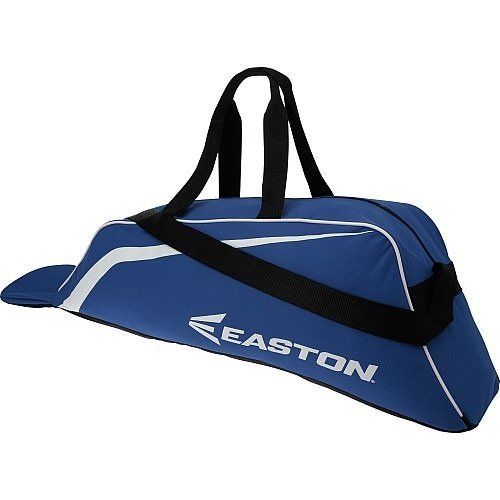 Tote Bat Bag. Youth Baseball, Softball & Tee Ball Little League Equipment, Gear, Supplies, Stuff & Accessories Cary Case For Kids, Children, Boys & Girls Holds 2 Bats, Batting Helmet, Glove (Blue)