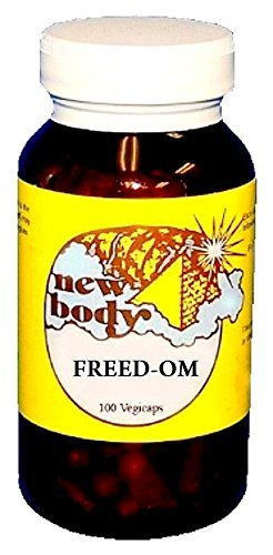 New Body Products – FREED-OM (Blood Lymph Detox) by New Body