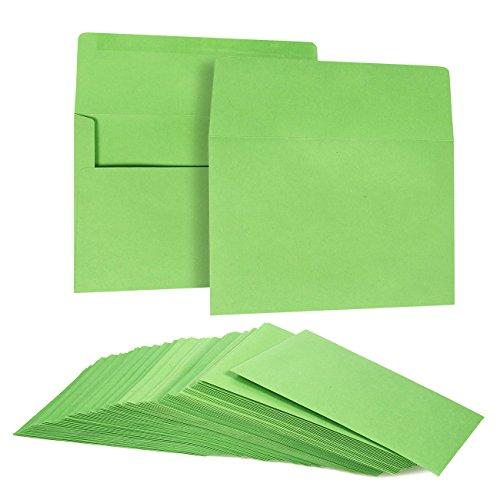 Green 5 Envelope - 2