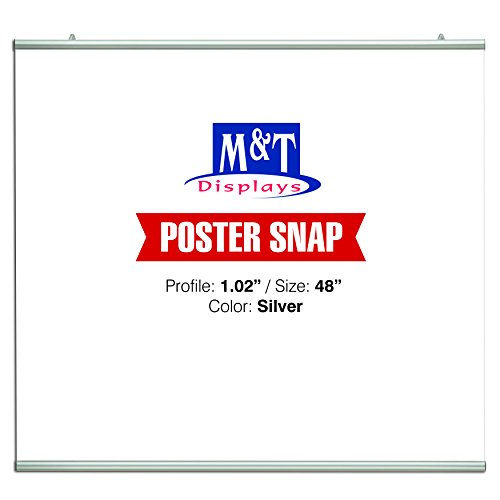 - DisplaysMarket Poster Snap Set for 48