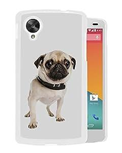 Pug Cuteness (2) Google Nexus 5 Phone Case On Sale