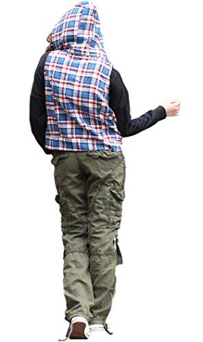 Newfacelook Mens Designer jeans Casual Denim Mens Pant Fashion Trousers PSK