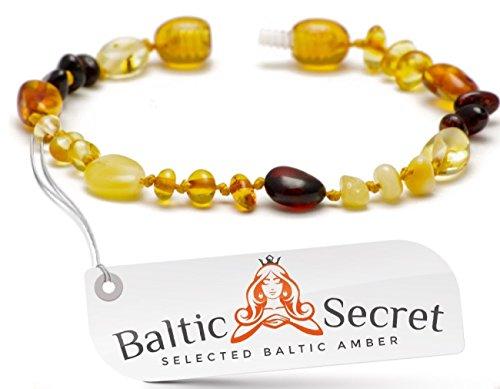 Bernstein Armband/Fußkettchen–100% authentische Baltischer Bernstein–Größe von 13bis 22cm–100Tage 100% Zufriedenheit, Geld-zurück-Garantie.