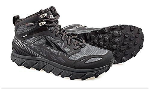 Altra Lone Peak 3 Mid Neo Running Shoes - Women's Black 8
