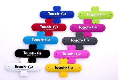 Simple Silicone Phone Holder - Touch-U -Random Color by GEAP-RE