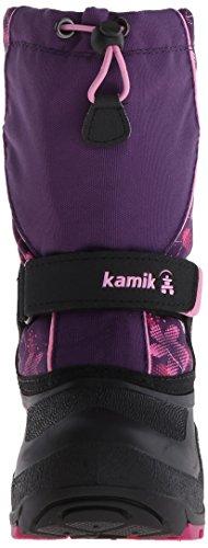 Kid Snowbank2 Footwear Boot Insulated big Eggplant Kamik Kid little magenta toddler q5d8dE