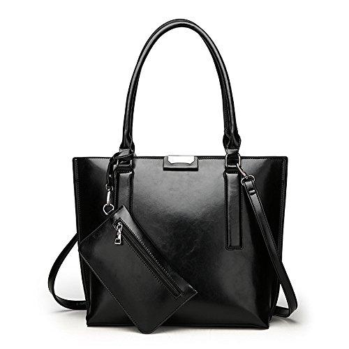 de a correspondencia toda imagen dama bolso Bolso Meaeo nueva moda marrón granel black bolsa de bolsa simple sacos 6q7znUwv
