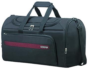 American Tourister Airbeat - Duffle Bag 55/22 Sac de voyage, 55 cm, 51.5 liters, Bleu (True Navy)