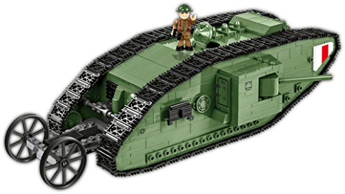 - COBI Historical Collection MARK I Tank