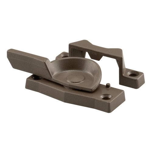 Prime-Line Products F 2552 Cam Action Heavy Duty Window Sash Lock, Bronze Finish
