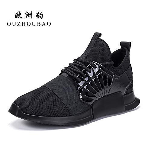 LOVDRAM Stiefel Männer Sportschuhe Männer Casual Schuhe Herbst Persönlichkeit Mode Männer Schuhe Atmungsaktive Mode Schuhe Männer