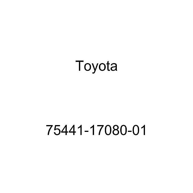 TOYOTA 75441-17080-A0 Name Plate
