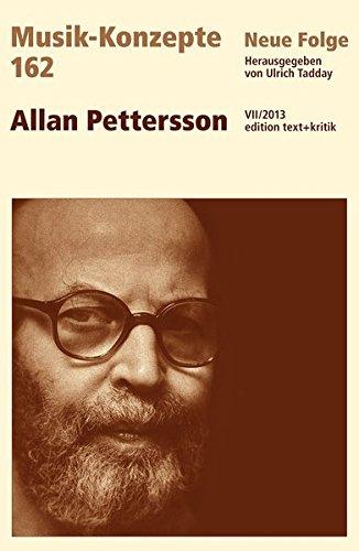 Allan Pettersson (Musik-Konzepte)