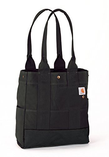 Carhartt Women's North South Tote, Black, One Size