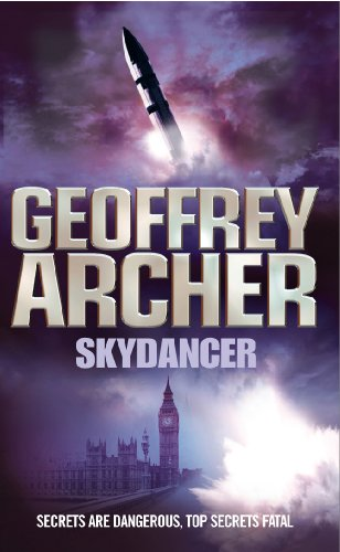 book cover of Skydancer