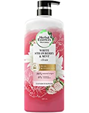 Herbal Essences Bio:Renew White Strawberry & Mint Conditioner, 600 milliliters