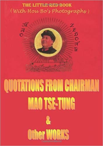 Quotations From Chairman Mao Tse Tung The Little Red Book Other