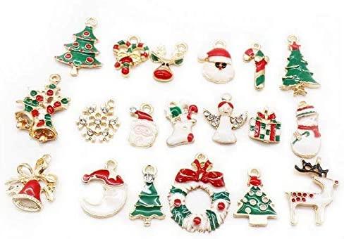 Accessori Natale.Toyonee Ornamenti Di Natale Accessori Per Capelli Ciondolo