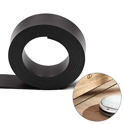 Pawaca Boundary Marker, 6.6 Ft Magnetic Boundary Markers Strip Woks for Neato Robotic Vacuum Cleaner, Alternative Accessory Tapes