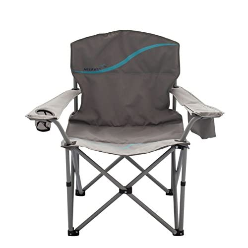 Meerweh La Mer Mal Chaise Pliante Avec Porte Gobelet Et Poche Isotherme Relax Camping