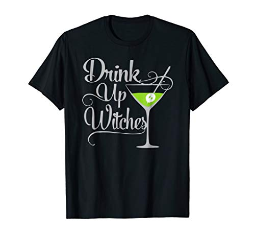 Drink Up Witches! Popular Halloween Costume Idea -