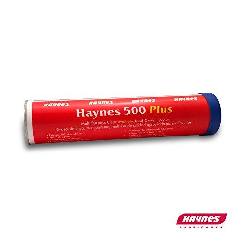 Plus Grease - Haynes 500 Plus Cartridge 1 - 12oz. Cartridge