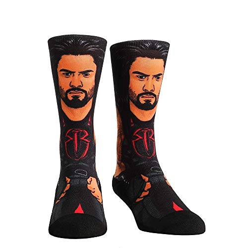 WWE Superstar Rock 'Em Socks (Large/X-Large, Roman Reigns) -