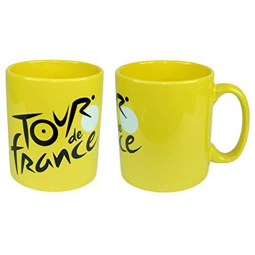 Official Tour de France Mug - Yellow