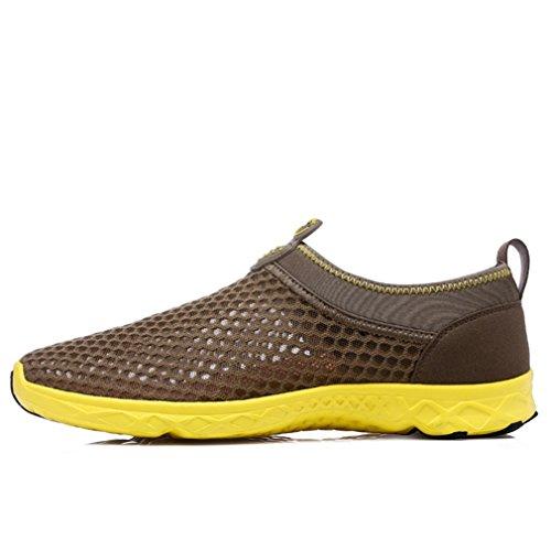 de Malla Running marrón Adulto Unisex Zapatillas LFEU de Fx51wZFq