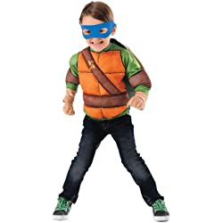 Imagine by Rubie's Teenage Mutant Ninja Turtles Ninja Combat Costume Set, Small
