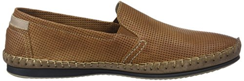 Brown Bahamas Fluchos Uomo Mocassini Marrone ITwnqUpA
