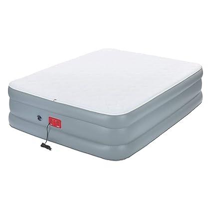 Amazon.com: Coleman Premium pillowtop supportrest, con bomba ...