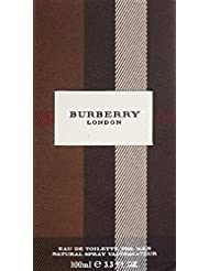 BURBERRY London Eau De Toilette for Men, 3.3 Fl. oz.