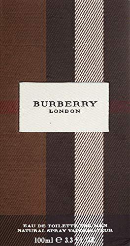 BURBERRY London Eau De Toilette for Men, 3.3 Fl. oz. from BURBERRY