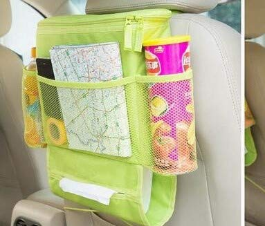 Autoark AK-002 Standard Size Car Seat Back...