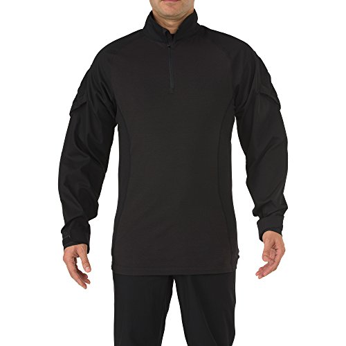 5.11 Tactical Rapid Assault Shirt, Black, Large