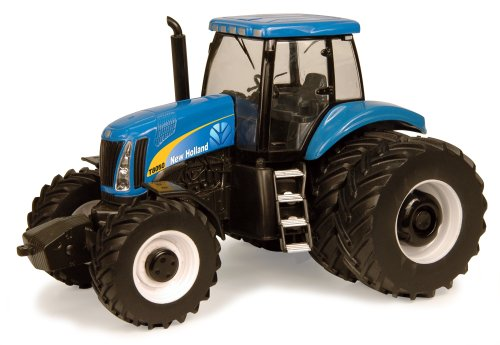 die cast new holland tractor - 4